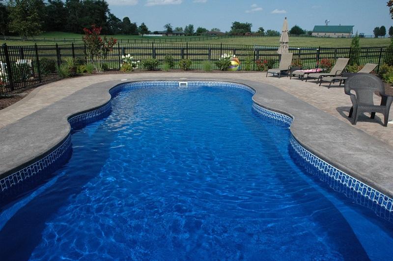 Home fiberglass swimming pool tiling ppazfo
